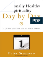 Emotionally Healthy Spirituality Day by Day Sample