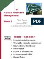 PHRM week 1