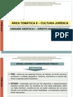 Direito Administrativo - Aula