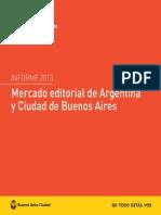 Informe Especial Mercado Editorial de Argentina y CABA OIC2013