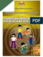 Panduan Pengajaran Guru Pendidikan Kesihatan Tahun 5 KSSR 2014