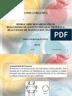 Aromaticos 2013 II