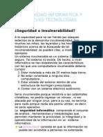 SEGURIDAD INFORMÁTICA Y NUEVAS TECNOLOGÍAS m.jose,2ºC