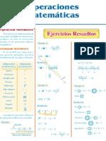 Sem 2 - Operaciones Matematicas Y