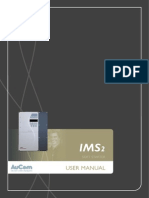 IMS2 User Manual