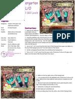 Tanisha Kinderkid Project Sheet