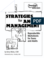 Strategies for Anger Management- Kerry Moles
