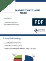 2014 Understanding Today's Home Buyer Webinar