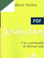 Nolan, A., Jesús, Hoy