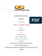It Report for