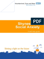 Shyness and Social Anxiety - NHS