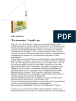 ELIO GASPARI - Freakonomics - Resenha