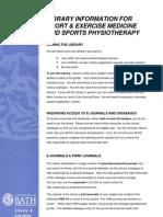 Info Sportmed