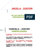 VARICELA - ZOSTER
