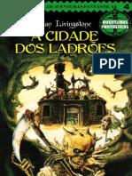 Aventuras Fantásticas 04 - A Cidade Dos Ladrões - Taverna Do Elfo e Do Arcanios