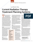Comparison Chart-treatment Planning Systems