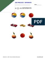 Ficha Diferente