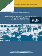 Ferrocarril Chile 1850-1950 GUAJARDO