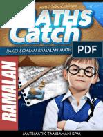 Pakej Soalan Ramalan Maths Catch - Tingkatan 5(Mcamf5-2013)