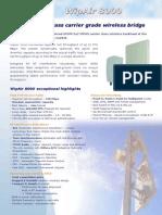 WipAir8000 Brochure