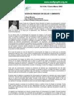 Moreno_La Comunicación de Riesgos - Environment