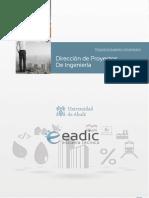 Eadic Formacion Superior Universitario Curso Online Direccion Proyectos Ingenieria