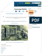 Tutorial Photoshop CS6 Fotomontaje (PROPIO) - Taringa!