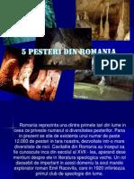 5 Pesteri Din Romania