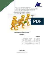 Tematica 3 .Mantenimiento de Instalaciones (Definitivo1) (Conclusion)