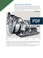 Cutia de Viteze Automată Cu 8 Rapoarte de La ZF (8HP)l