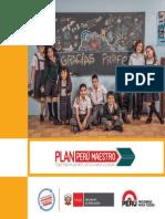 Plan Peru Maestro Comunicado