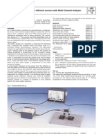 PHYWE (2013) Alpha-Energies of Different Sources With Multi Channel Analyzer, Manual