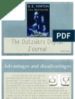 the outsiders digital journal pdf