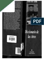 Diccionario de Las Artes 01