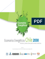 3019. Escenarios Energéticos, Chile 2030 (Transelec)