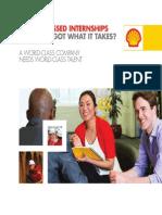 Aus Careers Internship Brochure