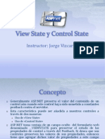 View State y Control State