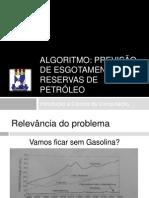 Algoritmo petroleo