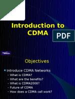 19180718 Introduction to CDMA