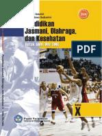Fullbook Penjas SMA X