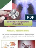 Sindrome de Insuficiencia Respiratoria