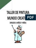 Microsoft Powerpoint - Taller de Pintura