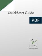 ZEVO QuickStart Guide