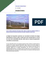 Region Energia Limpias Del Diario El DIA 29 Junio 2013