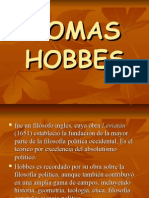TOMAS HOBBES