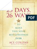 25 Days 26 Ways to Make This the Best Christmas Ever by Ace Collins, Excerpt
