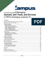 Assessment Faculty