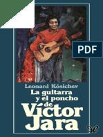 Kosichev Leonard - La Guitarra Y El Poncho de Victor Jara