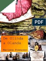 Mariana Françozo - De Olinda a Olanda