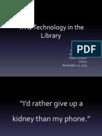 ya technologypresentation